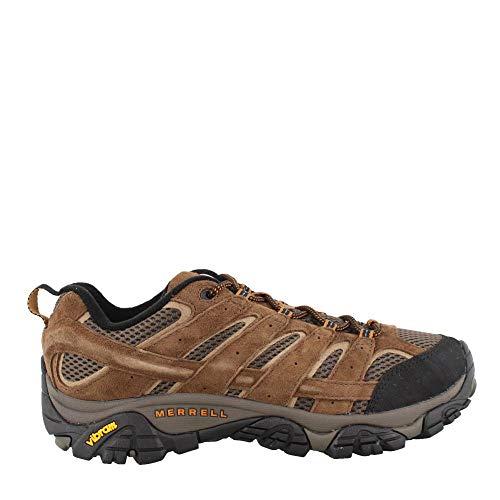 Merrell Moab 2 Vent, Zapatillas de Senderismo para Hombre, Gris...