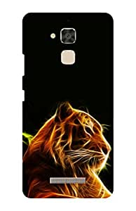 ROBMOB's High Quality Printed Designer Back Cover for ASUS ZENFONE 3 Max (ZC 520TL)