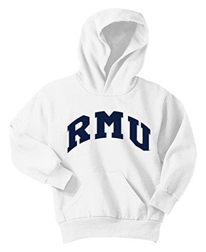 Campus Merchandise NCAA Youth Hoodie, Unisex-Kinder, NCAA Youth Hoodie, weiß, X-Large 50 Youth Hoodie