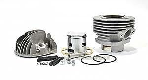 Gruppo termico completo Pinasco (102 cc) in Alluminio con canna cromata