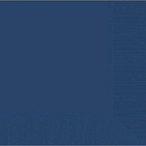 50-serviettes-de-table-en-papier-bleu-marine-33cm-2-plis