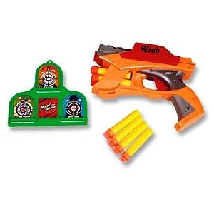 REIG - Pistola y Diana lanzadardos (9728)