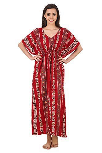 Masha Women's Cotton Kaftan NT-A57-587
