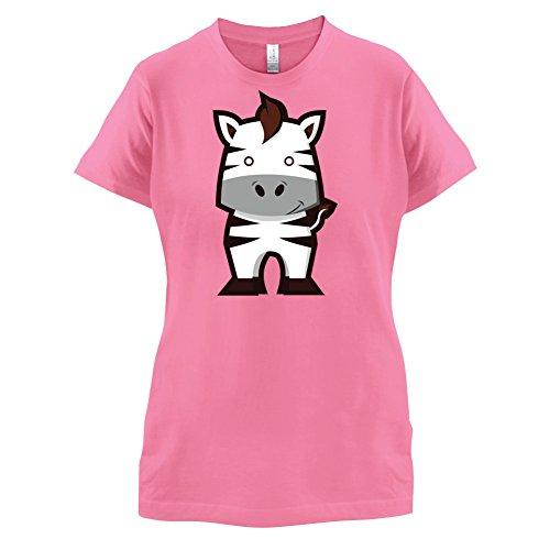 Cute Zebra - Damen T-Shirt - 14 Farben Azalee