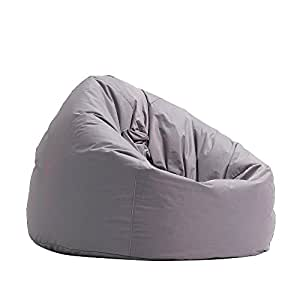 Kavehome Puf Pear, gris