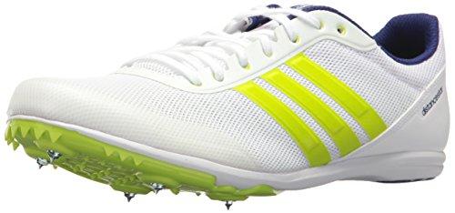 Preisvergleich Produktbild adidas Hombres Sportschuhe Weiss Groesse 8.5 US / 42 EU