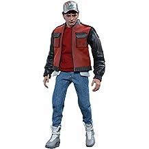 Hot Toys HT902499 - Figura de Volver al Futuro Marty Mcfly Bttf II