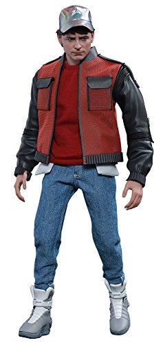Hoverboard Kostüm Bttf - Hot Toys ht902499zurück in die Zukunft Marty McFly BTTF II Version Figur