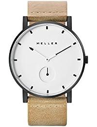 Meller - Maori Wit Sand - Reloj analógico minimalista unisex