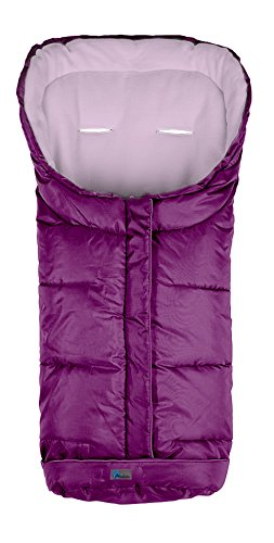 Altabebe AL2203 -  07 Winterfußsack Basic, violett