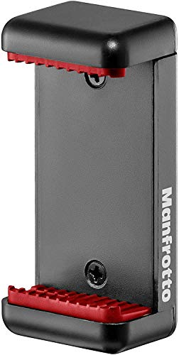 Manfrotto MCLAMP Pince universelle pour Smartphone avec Pas de Vis 1/4 Noir