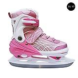 Xuanyang Patins d'équipement de Hockey sur Glace de pour des Enfants, Patins d'équipement de Hockey sur...