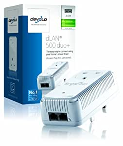 Devolo dLAN 500 Duo Plus Adapter