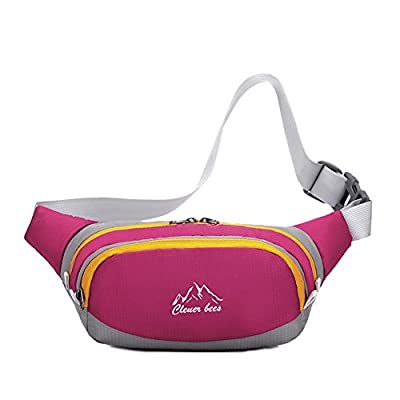 Lily's Locker - Multi fonctionnels Sac banane / Fanny Belt Packs pour Running, Cycling, jogging, Dog Walking ou autres Outdoor Activities