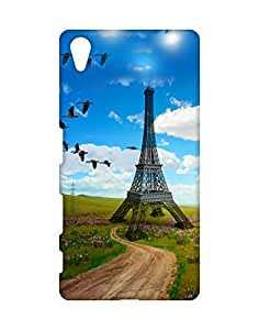 Mobifry Back case cover for Sony Xperia Z5 Mobile ( Printed design)