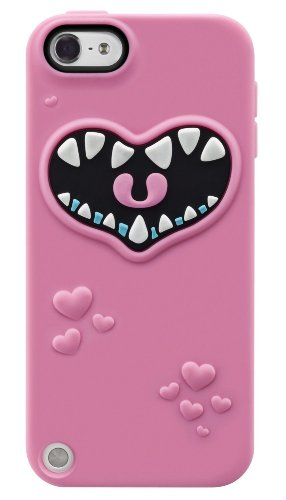 SwitchEasy SW-MONT5-P Monsters Pinky Case für Apple iPod Touch (Monster Und Pinky)