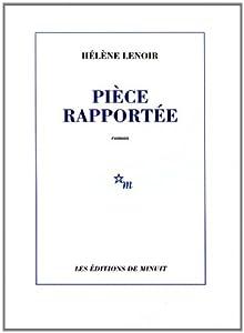 """Afficher """"Pièce rapportée"""""""