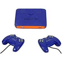 Game In Junior NX MT 09 Gaming Console (Orange And Blue)