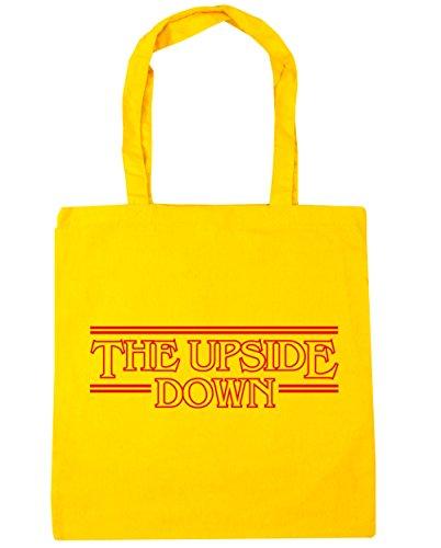 hippowarehouse-the-upside-down-tote-shopping-gym-beach-bag-42-cm-38-38-10-liter-gr-einheitsgrosse-ge