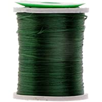 B Baosity Hilo de Materiales de Atar Mosca 4 Colores 210d Artes de Buscar Peces Señuelos Pesca - Verde