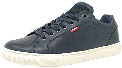 Zapatos para hombre, color Azul , marca LEVI'S, modelo Zapatos Para Hombre LEVI'S PERRIS DERBY Azul