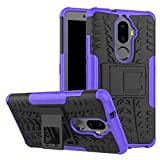 JFSH for Lenovo Phab2 Plus Case,Cover Dual Layer Armor