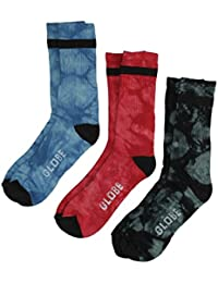 Globe All Tied Up 3'S Paquet Men Crew Socks