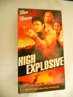 High Explosive [VHS]