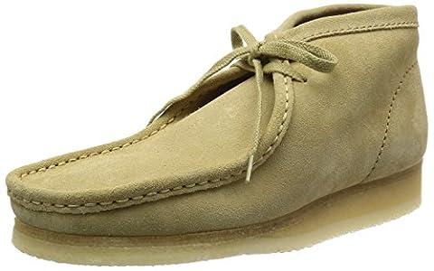 Clarks Originals Mens Wallabee Maple Suede Boots 8 UK