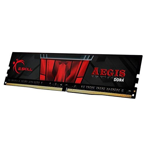 Preisvergleich Produktbild G.Skill Gskill F4-2400C17S-4GIS DDR4 4GB Arbeitsspeicher schwarz