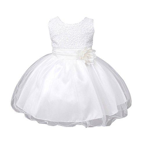 Brightup 0-24 Monate Baby Mädchen Kleider