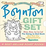 [Boynton Gift Set: Special 30th Anniversary Edition!/The Going to Bed Book; Moo, Baa, La La La!; Opposites; But Not the Hippopotamus] (By: Sandra Boynton) [published: October, 2012]