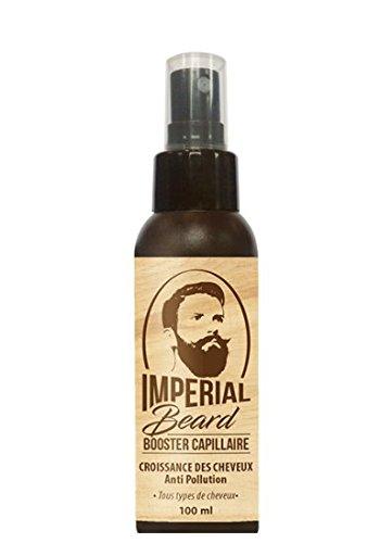 Impérial Beard Booster Capillaire Croissance Des Cheveux 100ml