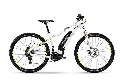Haibike E-Bike SDURO HardNine 2.0 Yamaha PW 400 Wh 11G NX 29' Weiß/Schwarz/Titan*