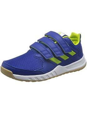 adidas Fortagym Cf K, Zapatillas de Deporte Unisex Niños