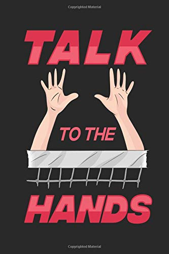 Hand Brace Drill (Talk To The Hands: Funny Blank Lined Journal Notebook, 120 Pages, Soft Matte Cover, 6 x 9)