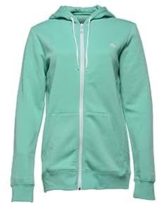 Element Damen Sweatshirt Erin ZH, aqua, XS, M3ZHA1