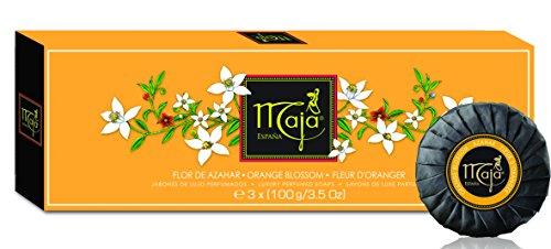 Maja Seife Orangenblüte 3x100g im Set