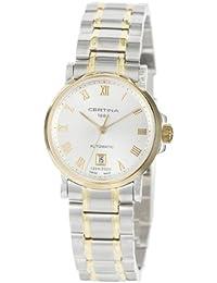 Certina Montre bracelet Femme XS Analogique Automatique Acier Inoxydable c017.207.22.033.00