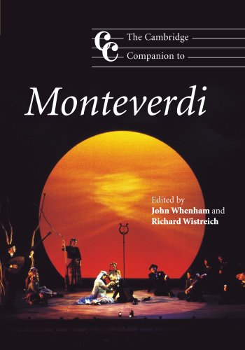 The Cambridge Companion to Monteverdi Paperback (Cambridge Companions to Music)