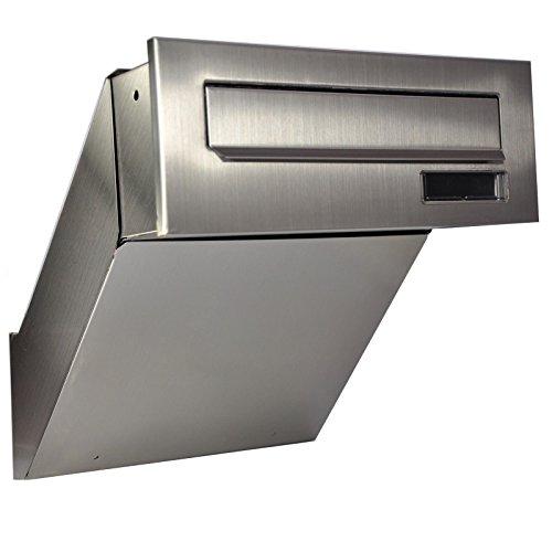 Muro durch wurf 100% acciaio inox v2a in acciaio inossidabile da incasso in acciaio inossidabile