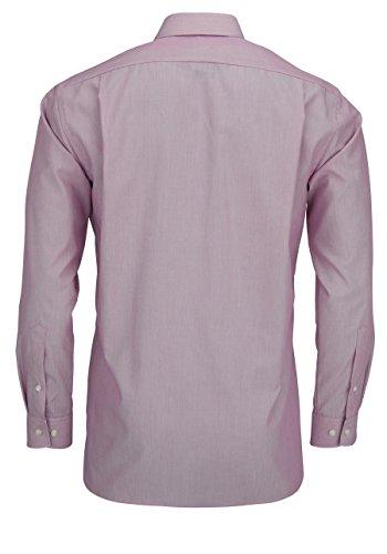 Herren Hemd Luxor Modern Fit - extralange Ärmel Rot
