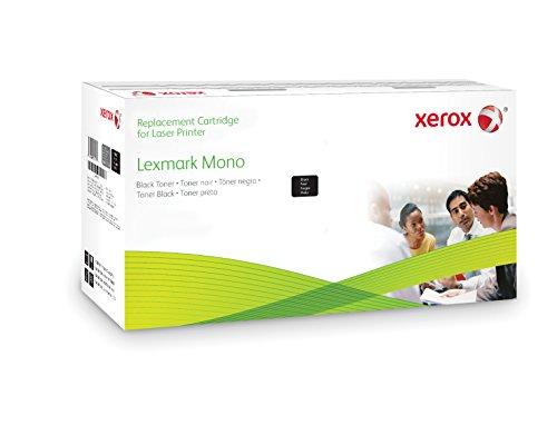 XEROX Original Toner schwarz fuer Lexmark T630 T632 21.000 Seiten - 21k Toner Schwarz
