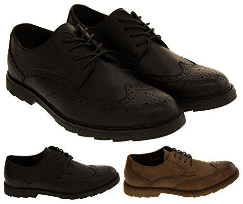 Classics Alan Faux Cuir Richelieu Chaussures Formelles Hommes