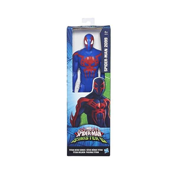Spiderman - Figura Titan, Multicolor (Hasbro B5754EU4) 3