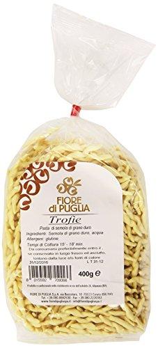 Fiore Di Puglia - Trofie, Pasta Di Semola Di Grano Duro - 400 G
