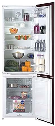 De Dietrich DRC731JE Intégré 265L Noir réfrigérateur-congélateur - Réfrigérateurs-congélateurs (265 L, SN-ST, 38 dB, 4 kg/24h, Noir)