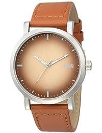 Gully by Timex Street Analog Brown Dial Men's Watch-TWEG15435
