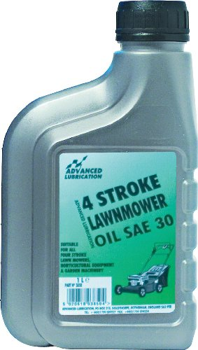 41ad32wUesL - BEST BUY LAWN MOWER# Granville 3850C 1L 4-Stroke Lawnmower Oil Reviews