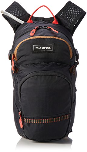 Dakine Zaino Bike Session With Reservoir, Unisex, Bikerucksack Session With Reservoir, nero, Taglia unica